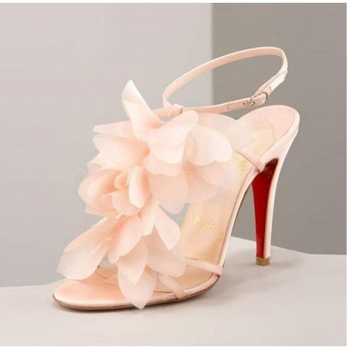 louboutin chaussures mariage