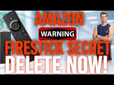 Warning Amazon Firestick Secret You Need To Know About Youtube Secret Increase Memory Need To Know
