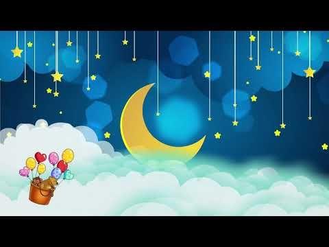 Moon Beautiful Cartoon Sky Background Led Background 4k Youtube Animation Background Cartoon Background Motion Backgrounds