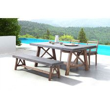 Jenna Patio Dining Table