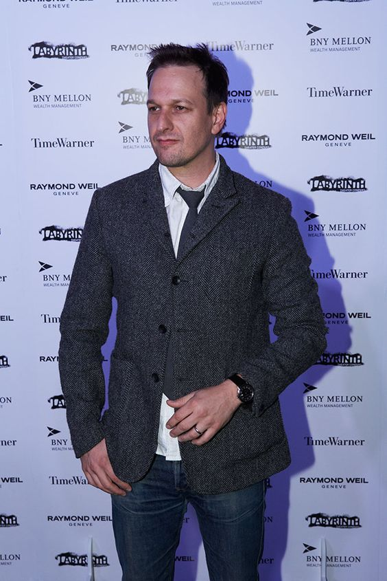 RAYMOND WEIL and partner LAByrinth Theater Company hosted another memorable evening for the annual Celebrity Charades gala with 4 teams of celebrities including Josh Charles.