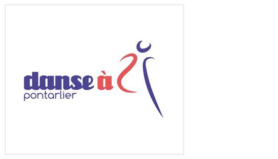 Logo - Ecole de danse - Pontarlier  - Commanditaire Société Publipresse Morteau