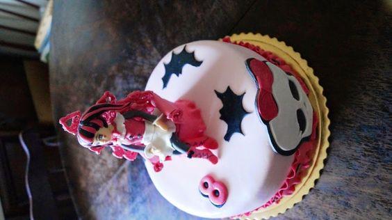 Torty ciasta i ciasteczka Joli: Draculaura