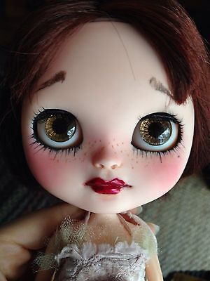 Custom Steampunk Goth Icy Doll Blythe Sister Cousin with OOAK Outfit | eBay