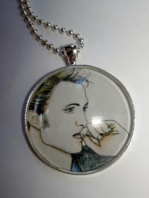 Robert Pattinson Necklace
