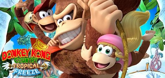 Donkey Kong Country : Tropical Freeze [Wii U] PEGI 3