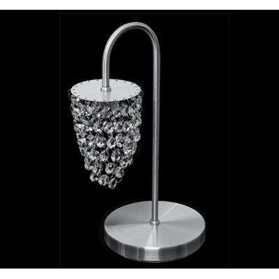 Abajur De Cristal - R$ 142,61 no MercadoLivre