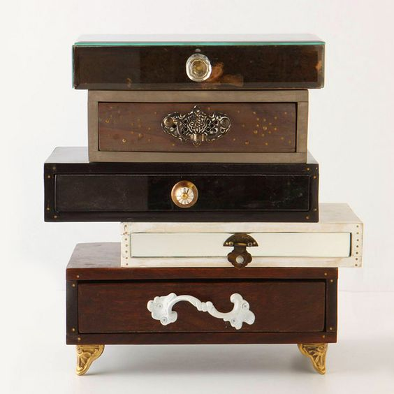 anthropologie topsy feet anthropologie turvy jewelry jewellery boxes ...