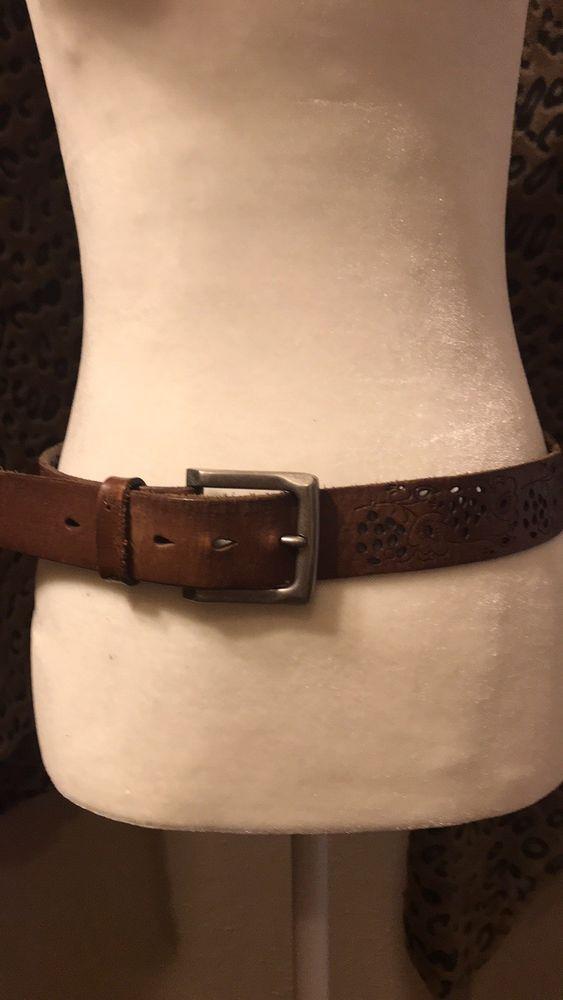 fossil womens belt medium #fashion #clothing #shoes