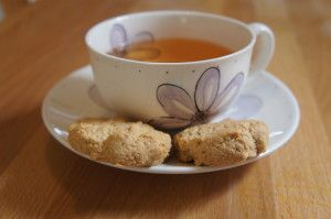 Delicious sugar and gluten free biscuits