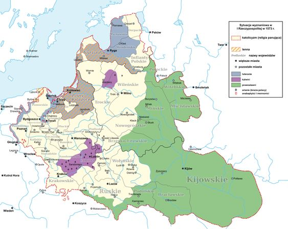 Map Of Poland Throughout History Essay img-1