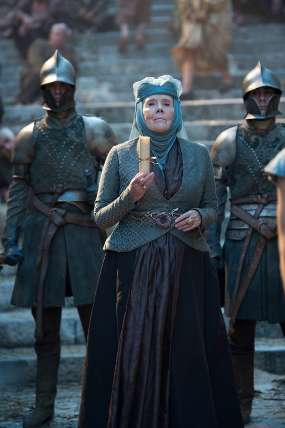 Olenna Tyrell ~ Game of Thrones