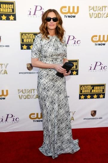 The Critics' Choice Awards Best Red Carpet Moments