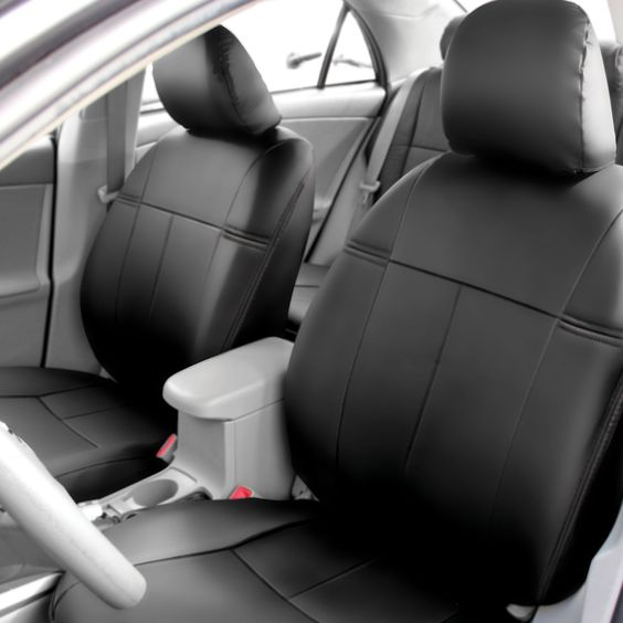 FH Group Custom Fit ette 2009-2011 Toyota Corolla Seat Covers