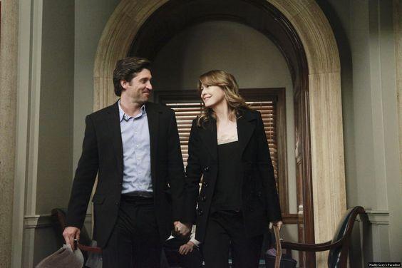 Derek and Meredith Quotes | 7x20 - White Wedding - Novas fotos ~ We Love Grey's Anatomy