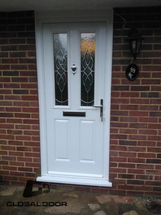 Another superb example of a Composite Door fitted by Global Door, the UK's No 1  #globaldoor #compositedoors #doors #door #frontdoor