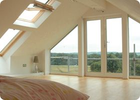 Loft Conversion in an ideal world this is the one!