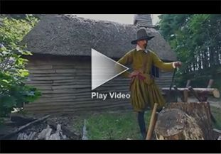 """This is another video from Scholastic showing the children what life in the Pilgrim village was like.  (Great segment for comparing and contrasting... fits well with """"long ago and today."""")  The First Thanksgiving: Virtual Field Trips, Videos, and Slideshow"""