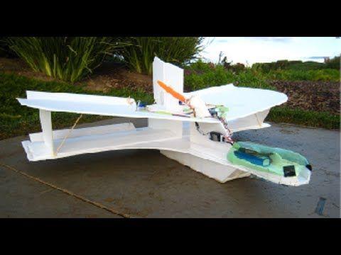mikeysrc scratch built slow flying fpv rc plane build tips rc RTF Electric RC Trainer Planes ESC Wiring 9ch rc plane wiring diagram