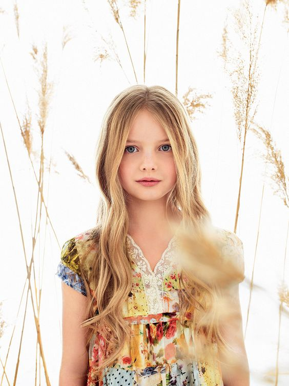 @twinsetofficial  girl spring summer 2016 floral print with a romantic vintage flavour #twinsetgirl #flowers #SS16 #spring #summer #springsummer2016 #childrens #kids #childrenswear #kidswear #kidsfashion #girls