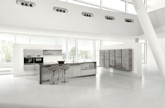 1095 Eiche Nordic - Häcker Küchen - Häcker Küchen Küche - häcker küchen ausstellung