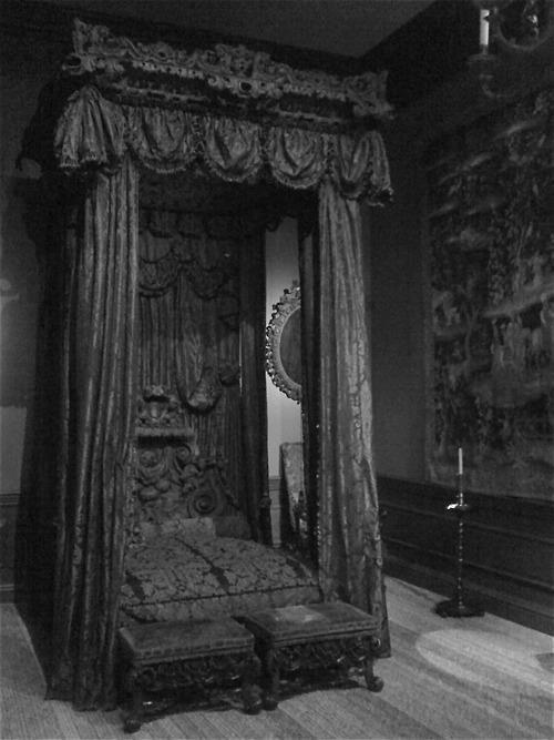 gothic schlafzimmer – bigschool, Schlafzimmer ideen