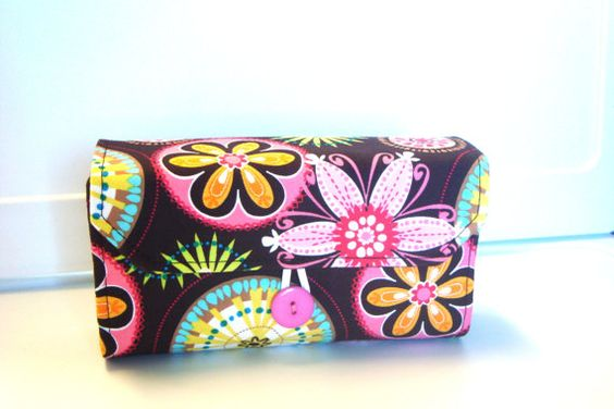 Cash Envelope Wallet  / Dave Ramsey System by GrandmasLittleLilly