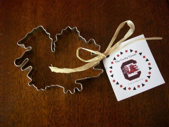 gamecock cookie cutter!