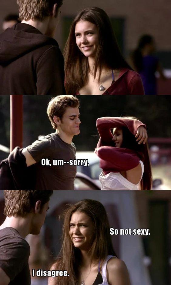 TVShow Time - The Vampire Diaries S01E05 - Qui es-tu ?
