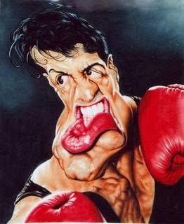 No importa q tan duro puedas golpear sino cuantos golpes puedes aguantar