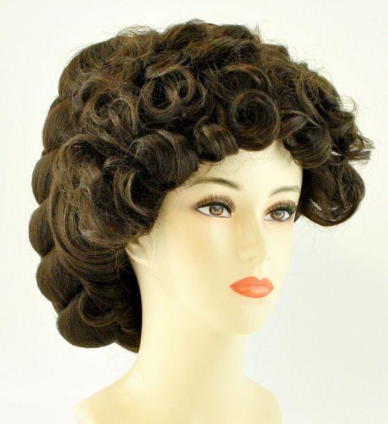 Victorian Ladies Wigs 74