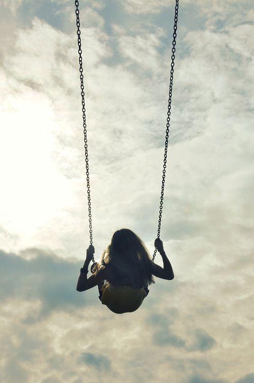 keep swinging: