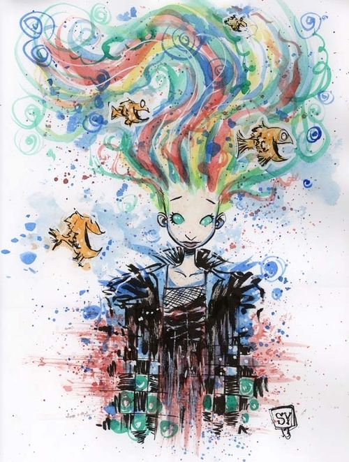 (viasand-and-eternity)  by Skottie Young
