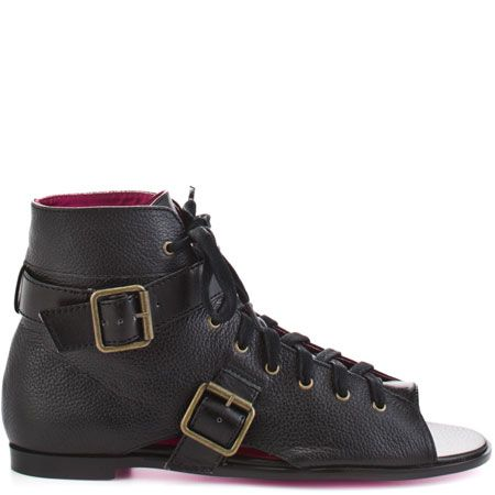 Willoe - Black Distressed by Betsey Johnson