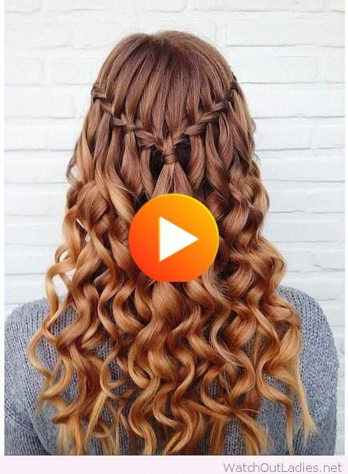 Enhance The Beauty Of Graduation Hairstyles Yasmin Fashions Braids In 2020 Down Hairstyles For Long Hair Long Hair Styles Hair Styles