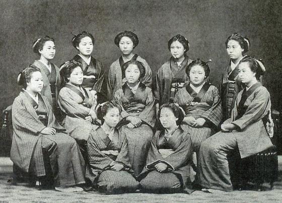 1882年】キリスト教(明治15年)▷英和女学校(現・神戸女学院)の第一 ...