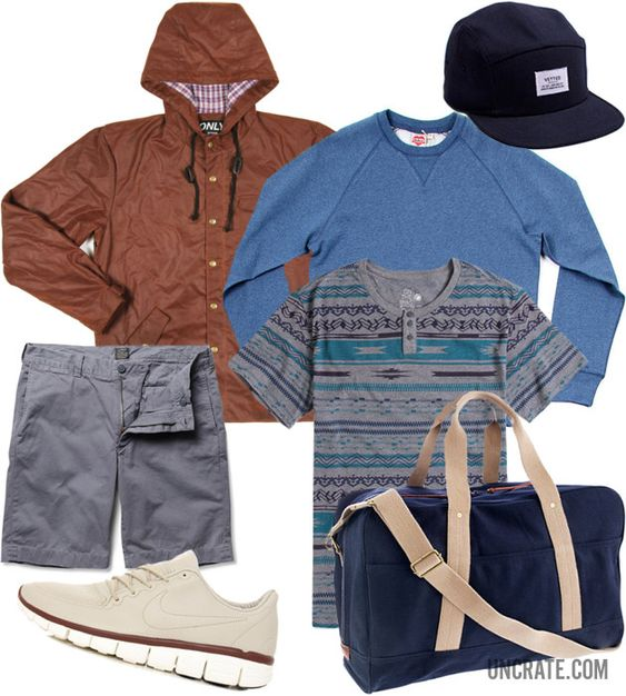 Garb: Quick Trip: Trip Overnight, Style Garb, Outfit, Mensfashion, Stylish Men, Garb Quick, Trip Mitchell