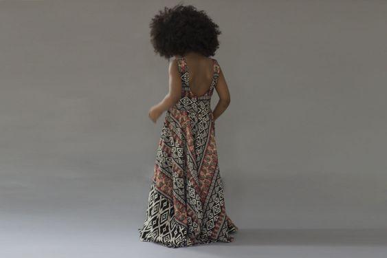 mingo & grace — Lil Luxe Maxi Dress