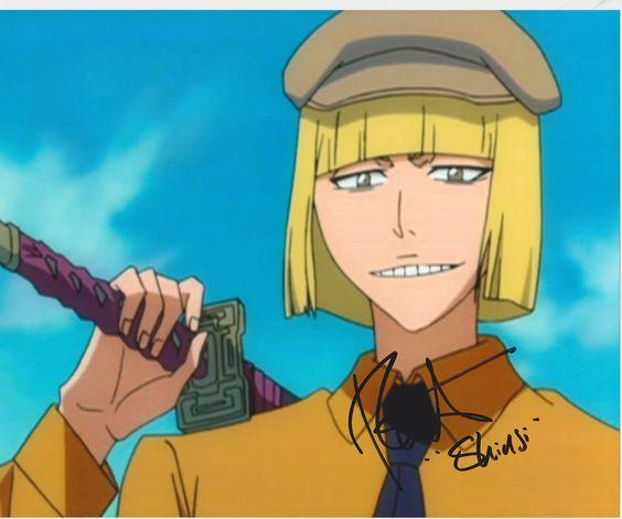 Roger Craig Smith as Shinji in Bleach