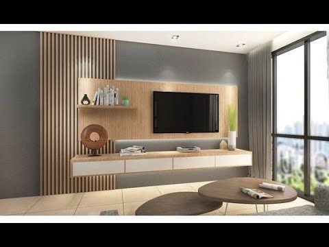 Tv Stand Design Modern Tv Wall Ideas Of 2020 የቴሌቪዥን አቋም ንድፍ እና ዘመናዊ የቴሌቪዥን ግድግዳ ሀሳቦች Youtube Feature Wall Living Room Wall Tv Unit Design Tv Room Design