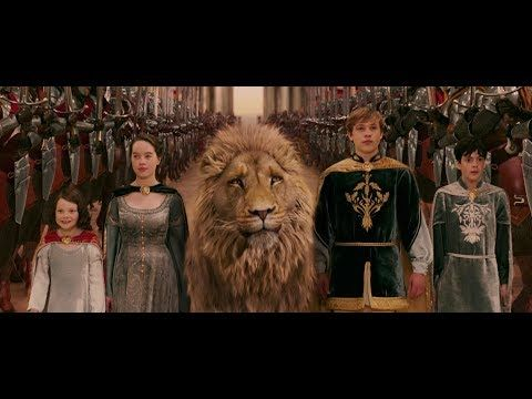 The Chronicles Of Narnia The Lion The Witch And The Wardrobe The Royal Coronation Youtube Narnia Chronicles Of Narnia Narnia Lion