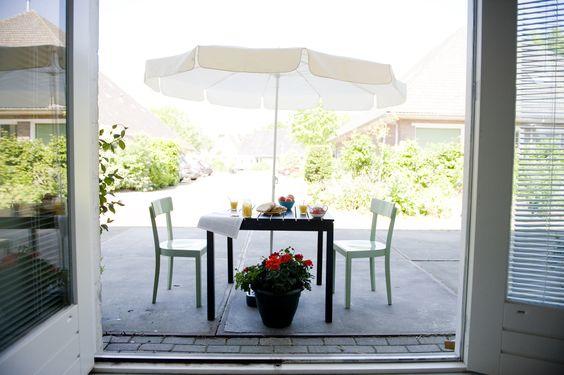 the terrace Studio De Gest Pinterest - design klassiker ferienwohnungen weimar