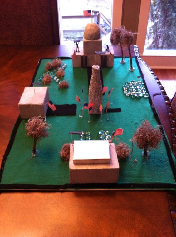 7th Grade Science Project Cell City Of Washington Dc