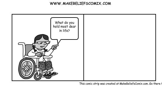 This comic was created at MakeBeliefsComix.com; go there to make your own comic strip.