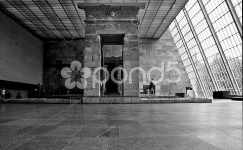 Temple of Dendur Hall - Stock Photo | by jg_aunion