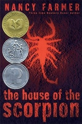 The House of the Scorpion - Click here to reserve ... http://appalachian.nccardinal.org/eg/opac/record/828943?query=The%20House%20of%20the%20Scorpion;qtype=title;locg=128