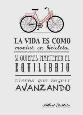 Resultado de imagen para la mejor edad de la vida es estar vivo bicicleta
