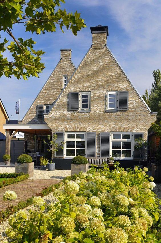 Varexhuis wonen met stijl droomhuis gezocht pinterest huizen - Kleine kap ...