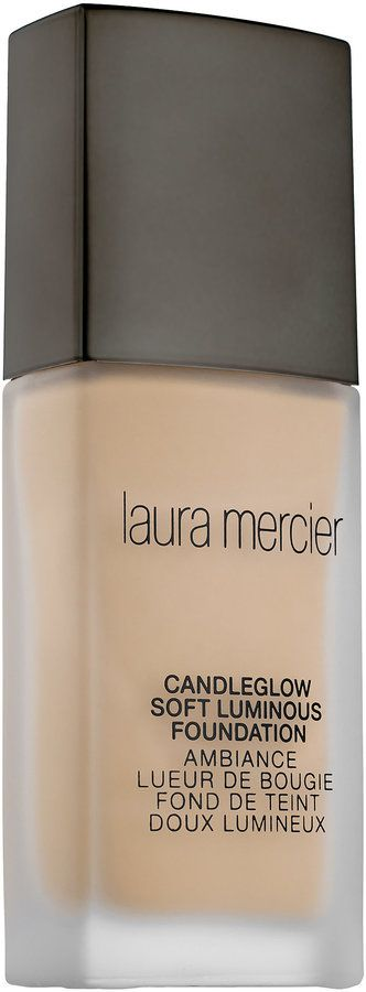 Laura Mercier Candleglow Soft Luminous Foundation, new for Spring 2016