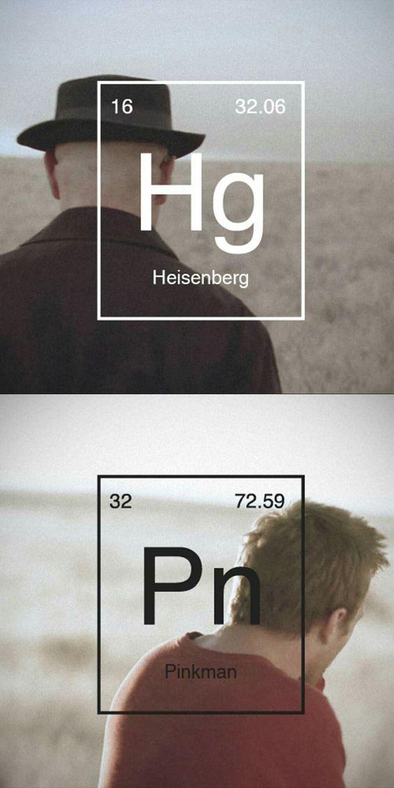 Heisenberg and Pinkman | Breaking Bad | #series #séries #breakingbad